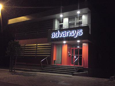 Poslovni objekt Advansys